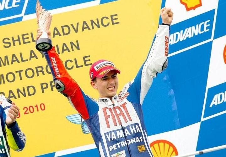 Fastest - Il più veloce: Jorge Lorenzo in un'immagine tratta dal documentario su Valentino Rossi
