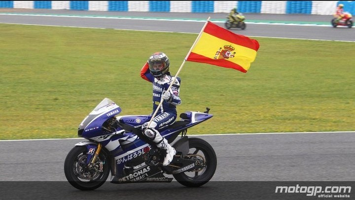 Fastest - Il più veloce: Jorge Lorenzo in una scena del documentario su Valentino Rossi