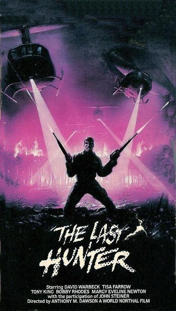 L'ultimo cacciatore: la locandina del film