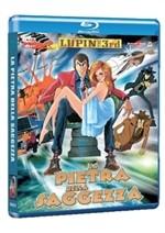 La copertina di Lupin III - La Pietra della Saggezza (blu-ray)