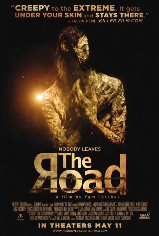 The Road: la locandina del film