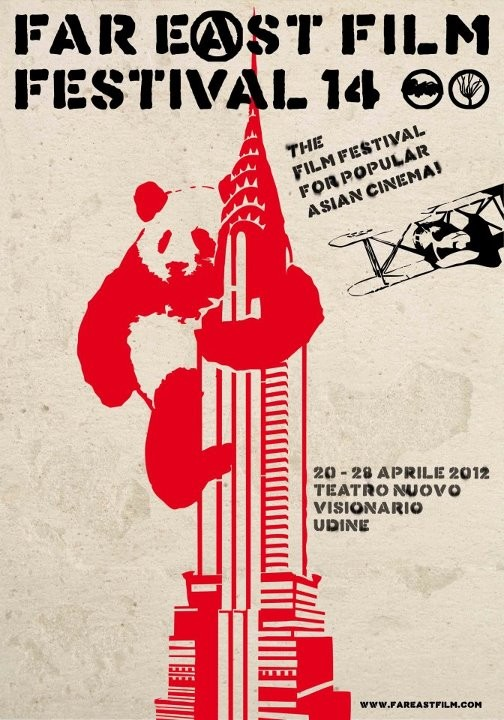 Far East Film Festival 2012: nuovo poster