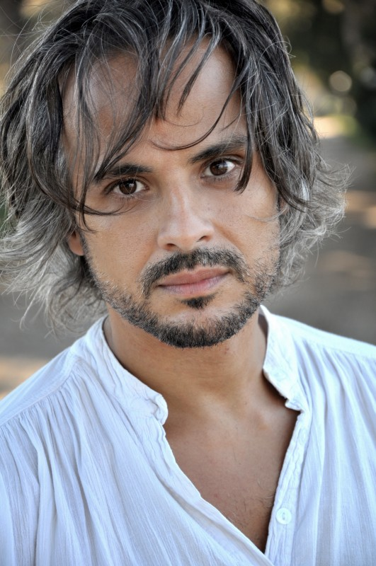 Maximilian Nisi fotografato da Marco Giraldi