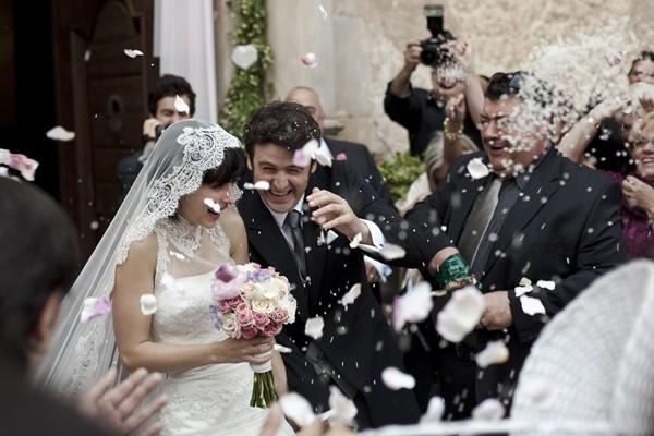 [REC]³ Génesis: Leticia Dolera e Diego Martin si sposano in una scena del film