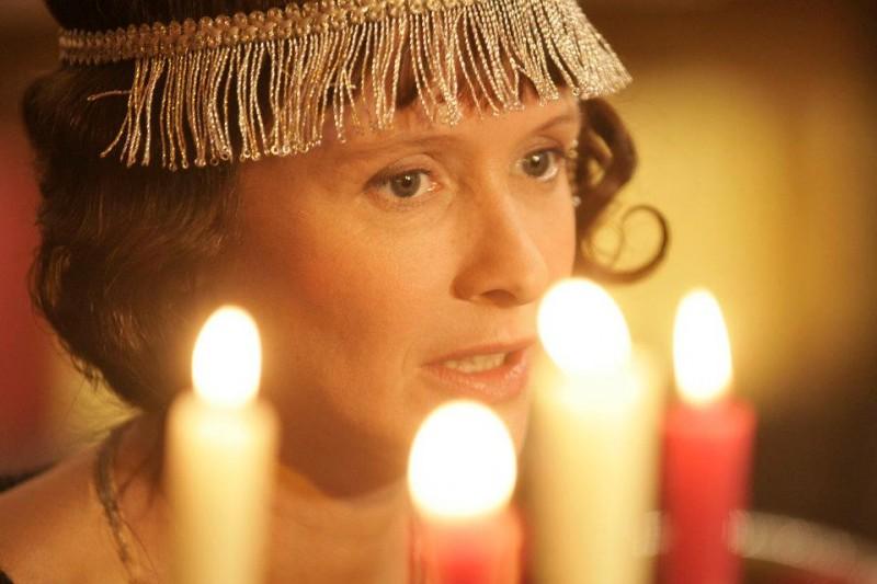 Ciliegine: Vanessa Larré in una scena del film