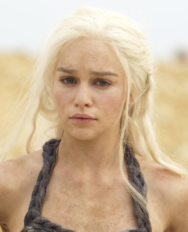 Game of Thrones: Emilia Clarke nella stagione 2