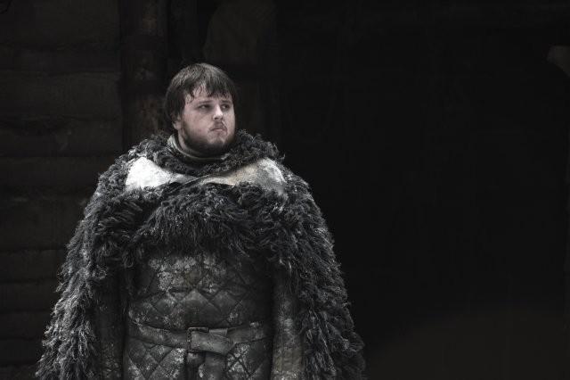 Game of Thrones: John Bradley in una scena della stagione 2