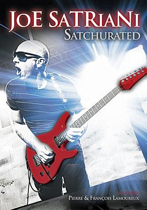 Joe Satriani: Satchurated Live in Montreal: la locandina del film