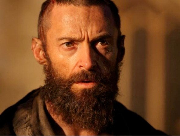 Les Misérables: Hugh Jackman è Jean Valijean