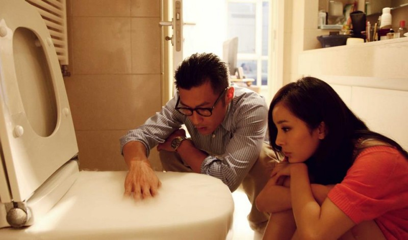 Love in the Buff: Miriam Yeung Chin Wah e Shawn Yue alle prese con un water fumante
