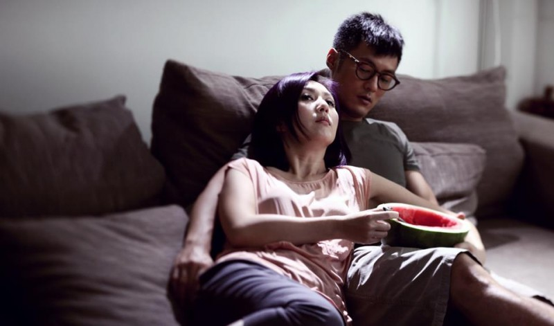 Love in the Buff: Miriam Yeung Chin Wah e Shawn Yue, due cuori e un'anguria