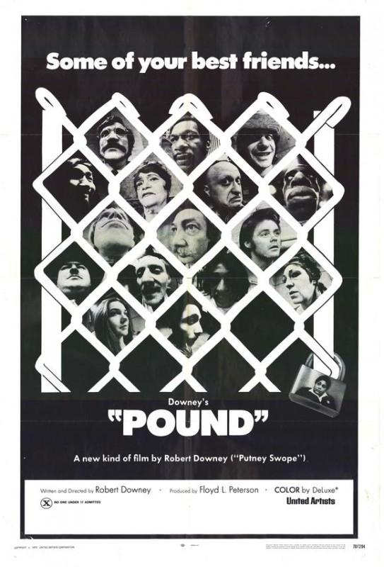 Pound: la locandina del film