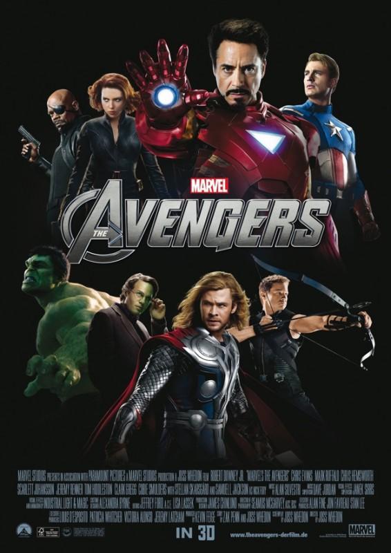 The Avengers: ecco un nuovo poster che raccoglie tutti i supereroi di casa Marvel