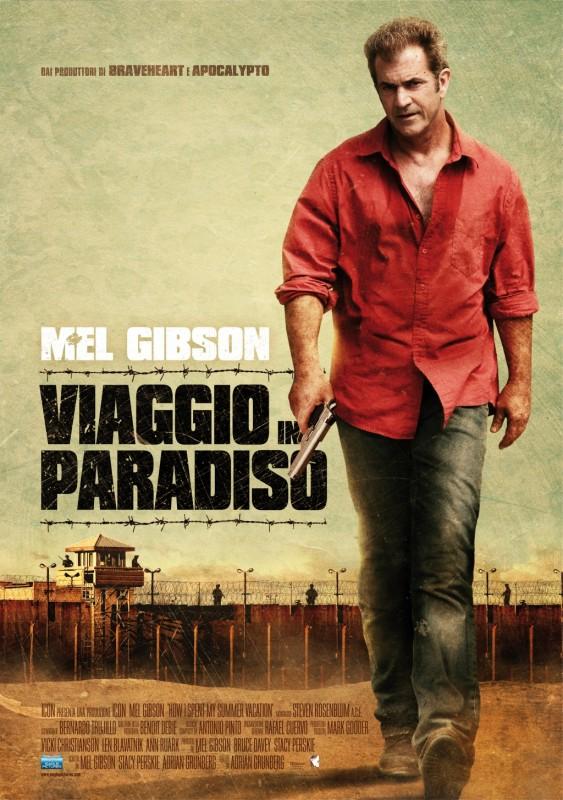 Viaggio in paradiso: la locandina italiana del film