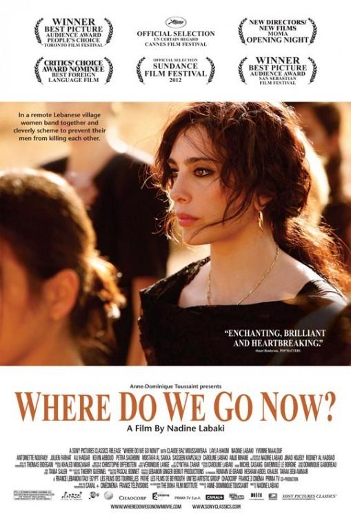 Where Do We Go Now?: poster USA