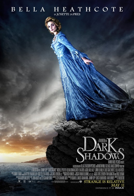 Character poster 2 di Bella Heathcote in Dark Shadows