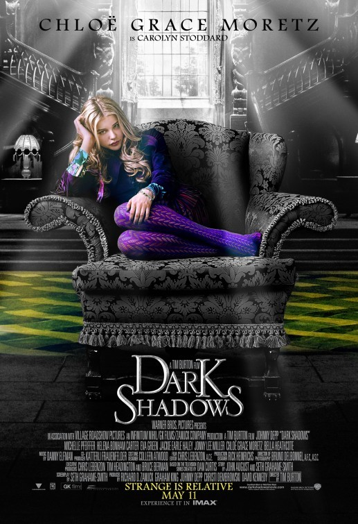 Character poster 2 di Chloe Moretz in Dark Shadows