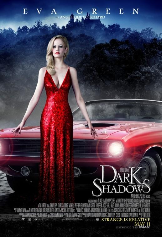 Character poster 2 di Eva Green in Dark Shadows