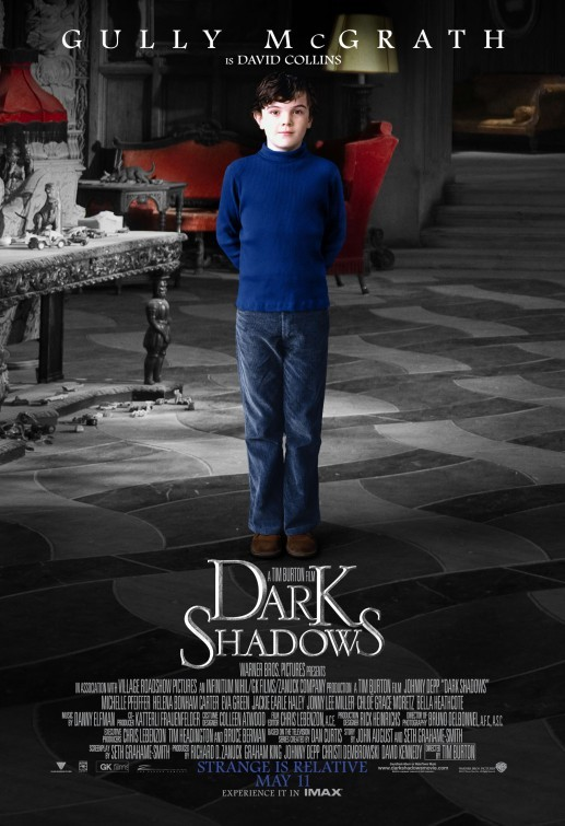 Character poster 2 di Gulliver McGrath in Dark Shadows