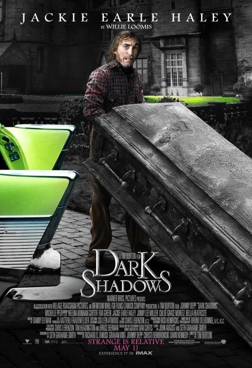 Character poster 2 di Jackie Earle Haley in Dark Shadows