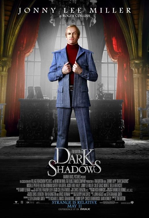 Character poster 2 di Jonny Lee Miller in Dark Shadows