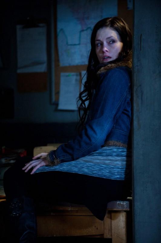 The Killing: Jamie Anne Allman in una scena dell'episodio Reflections