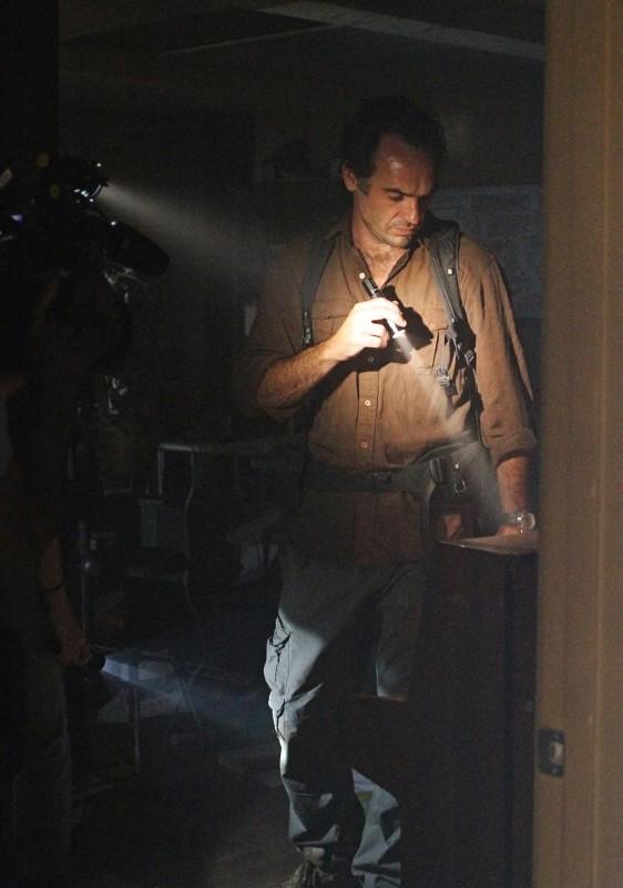 The River: Paul Blackthorne in una scena dell'episodio The Experiment
