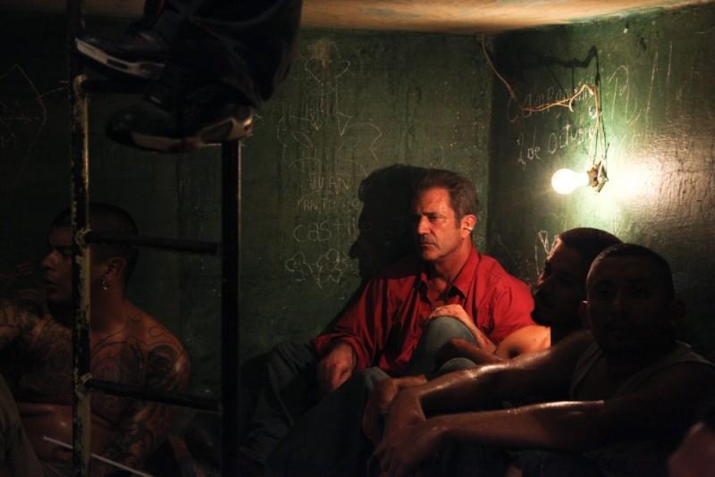 Viaggio in paradiso: Mel Gibson in una buia scena del film