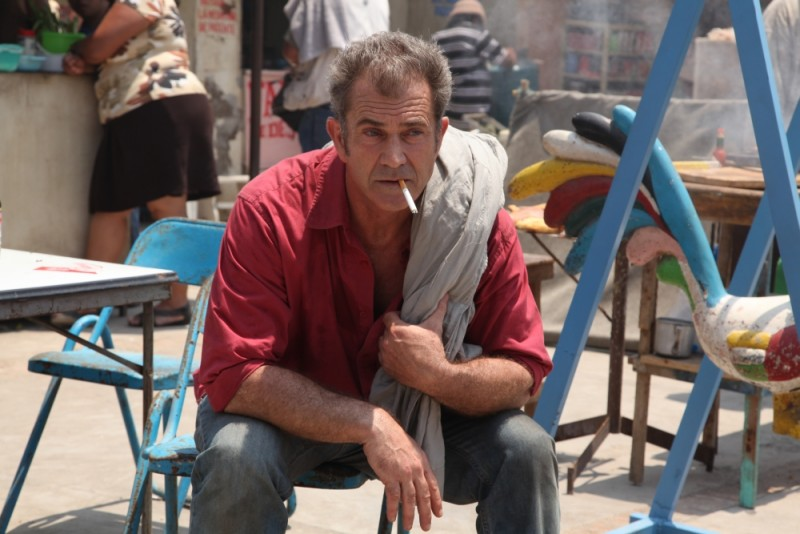 Viaggio in paradiso: Mel Gibson in una scena del film