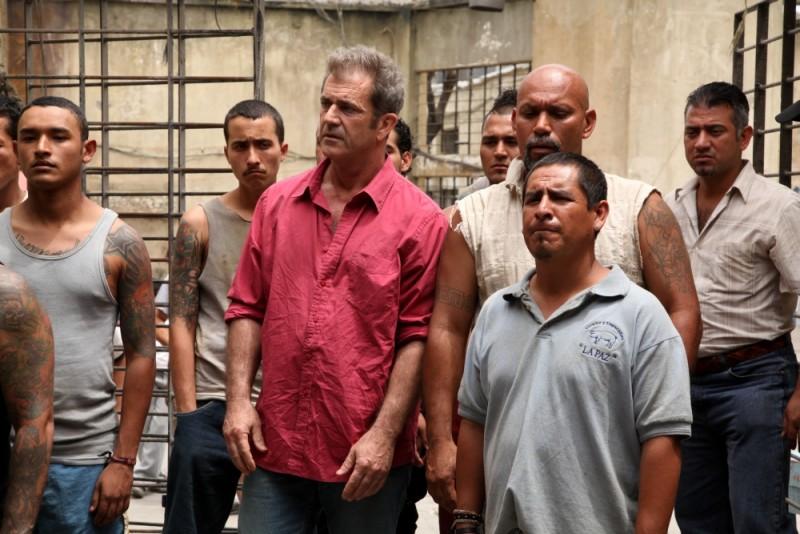 Viaggio in paradiso: Mel Gibson in una scena del noir carcerario da lui scritto e interpretato