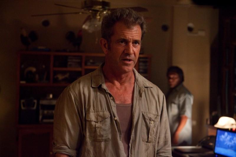 Viaggio in paradiso: Mel Gibson nei panni del protagonista Driver in una scena del film