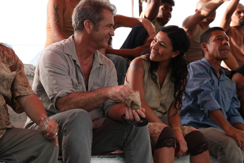 Viaggio in paradiso: Mel Gibson sorride in una scena tratta dal film