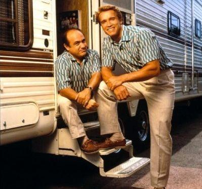 Arnold Schwarzenegger e Danny DeVito sono... I Gemelli