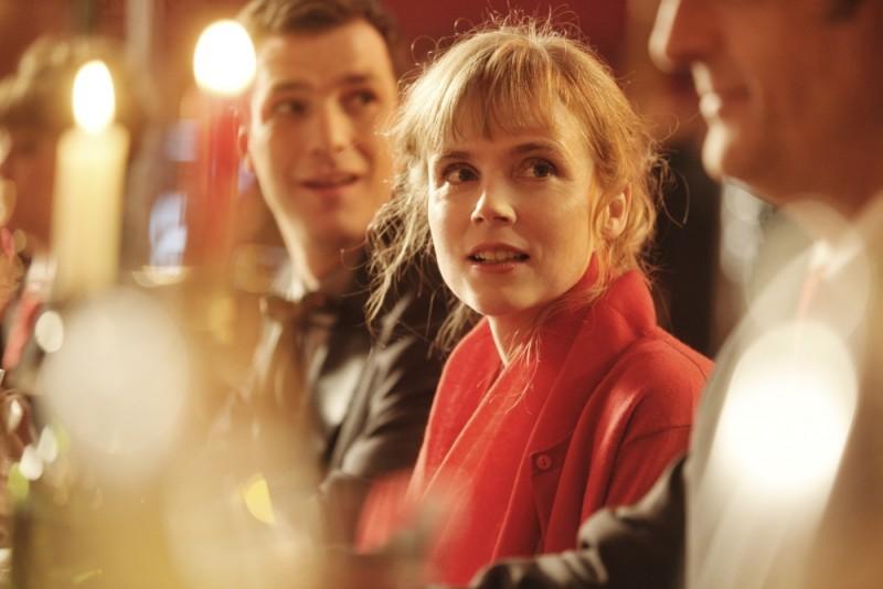 Ciliegine: Isabelle Carré in una scena del film