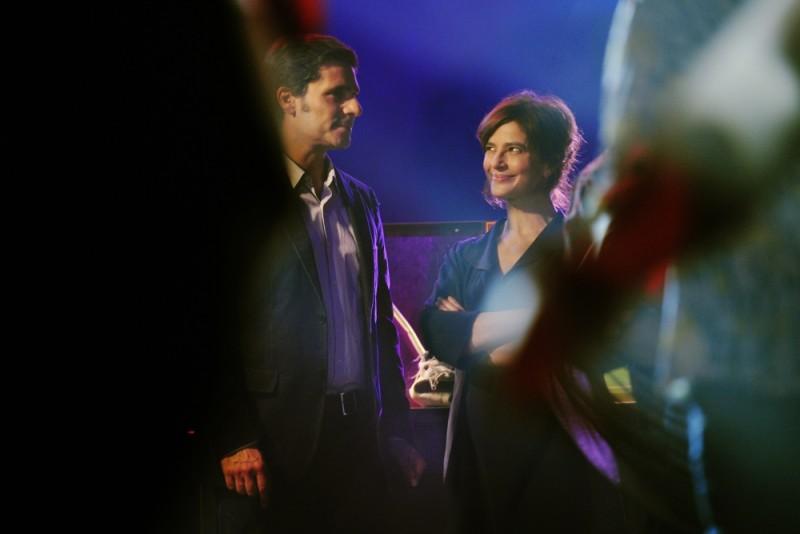 Ciliegine: Laura Morante in una scena tratta dal film insieme a Pascal Elbé
