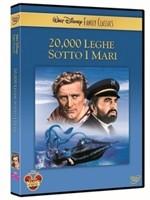 La copertina di 20000 leghe sotto i mari (dvd)