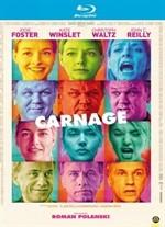 La copertina di Carnage (blu-ray)