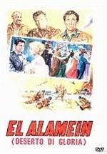 La copertina di El Alamein (Deserto di gloria) (dvd)