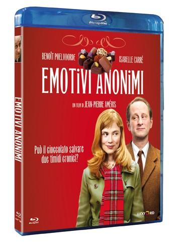 La copertina di Emotivi anonimi (blu-ray)