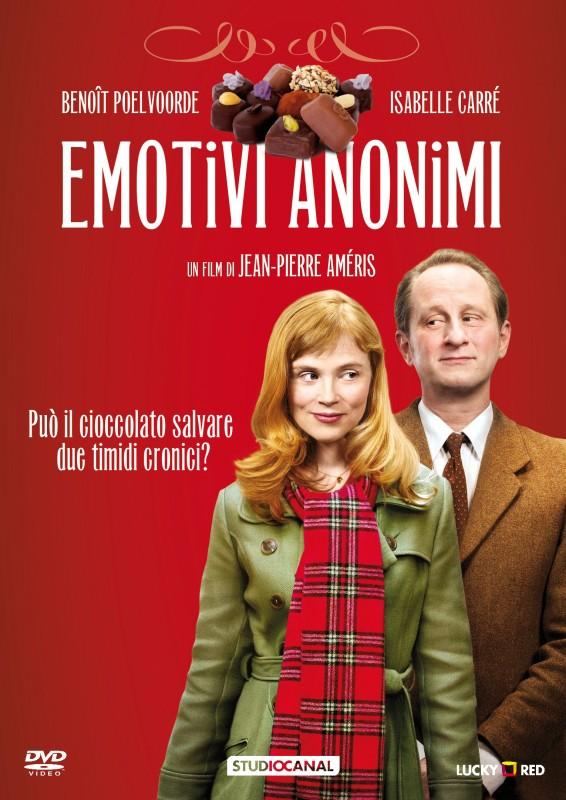 La copertina di Emotivi anonimi (dvd)