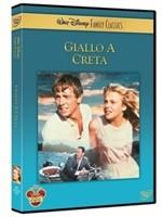La copertina di Giallo a Creta (dvd)