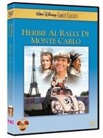 La copertina di Herbie al Rally di Montecarlo (dvd)