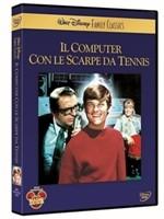 La copertina di Il computer con le scarpe da tennis (dvd)