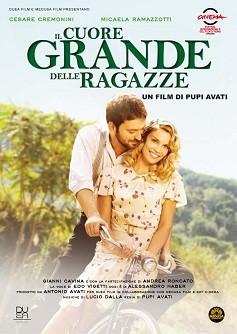 La copertina di Il cuore grande delle ragazze (dvd)