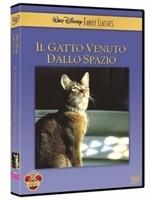 La copertina di Il gatto venuto dallo spazio (dvd)