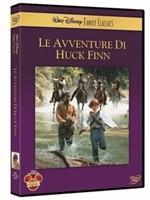 La copertina di Le avventure di Huck Finn (dvd)