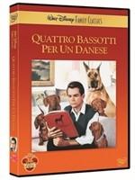 La copertina di Quattro bassotti per un danese (dvd)