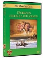 La copertina di Robinson nell'isola dei corsari (dvd)