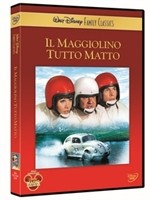 La copertina di Un maggiolino tutto matto (dvd)