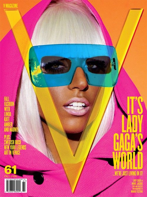Lady Gaga su V magazine